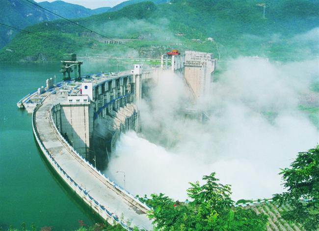 湖北长江三峡大坝图片内容 湖北长江三峡大坝图片版面设计