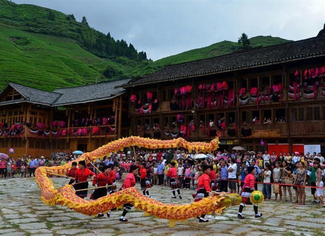 【五一国际劳动节】合肥到桂林龙脊开耕节双飞4日游