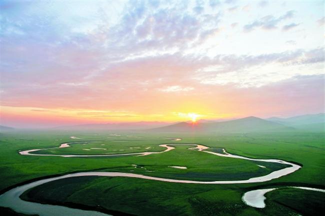 合肥到哈尔滨,内蒙古呼伦贝尔大草原